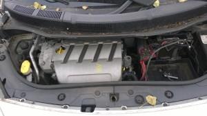 Renault bontott motor alkatrész