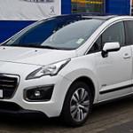 Peugeot 3008 autó